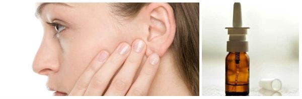 Показания за приложение на капки за уши