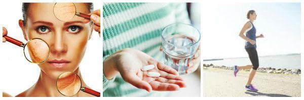 Полезни свойства, биологични ефекти и показания за приложение на колаген