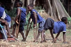 Ендемичен полиомиелит