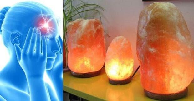 Здравословни ползи от лампата от хималайска сол