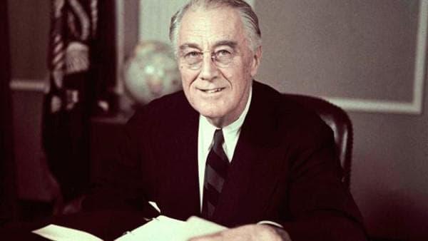 Франклин Д. Рузвелт