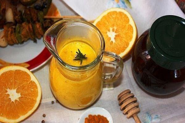 портокалов сос