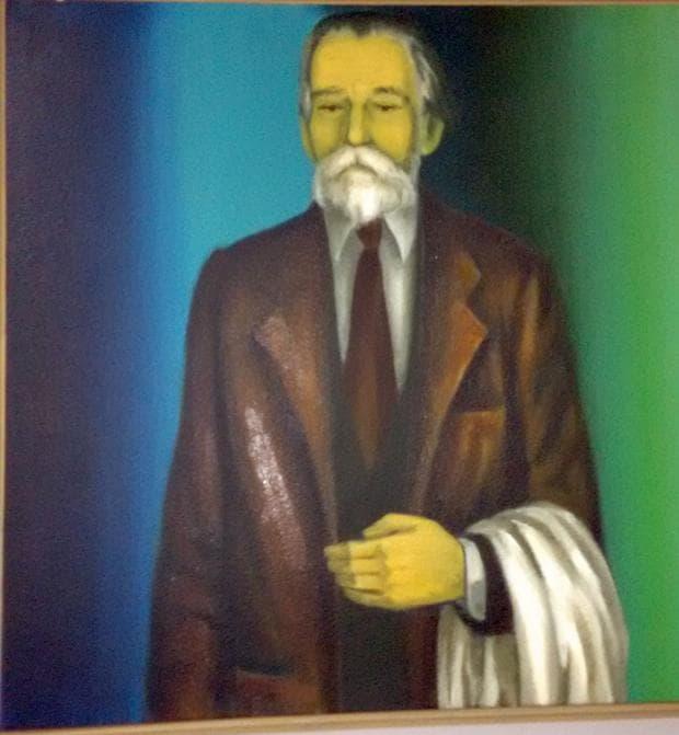 Портрет на Стоян Киркович