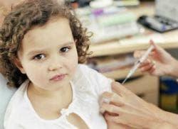 Последици от полиомиелит - имунизация