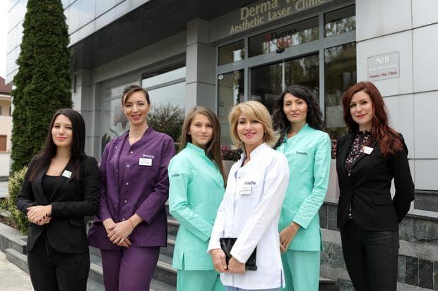 Derma Vita - екип