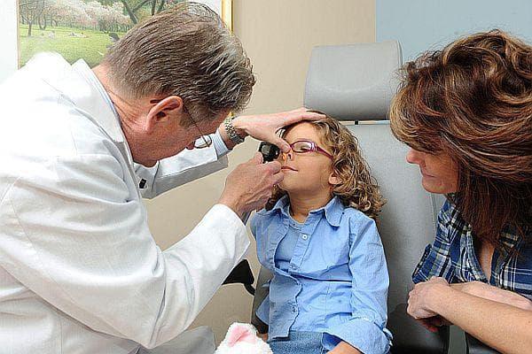 лекарска помощ при кръв от носа