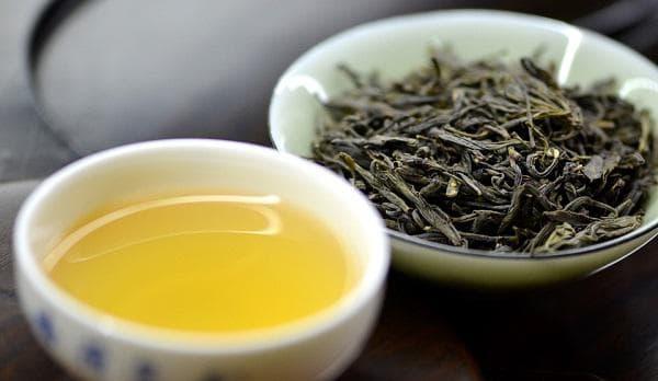 Готов жълт чай