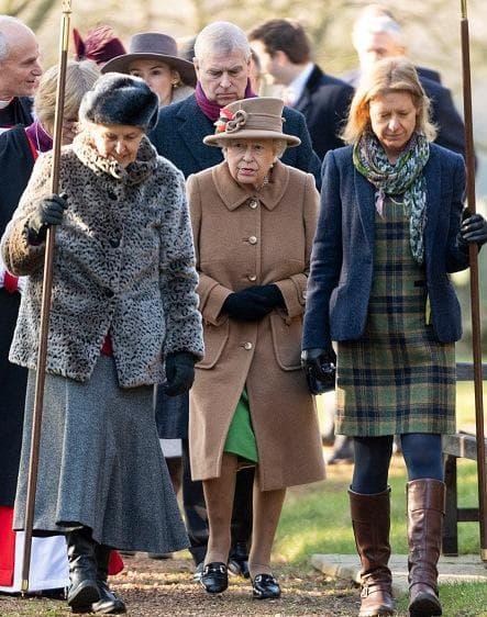 На среща с Кралица Елизабет Втора