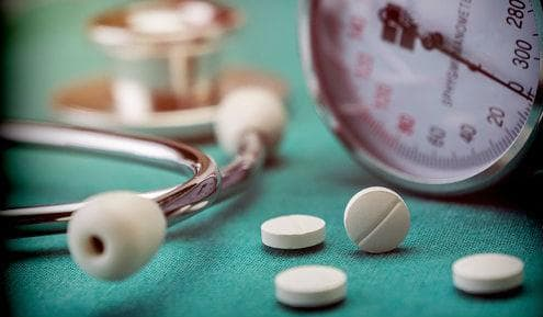 Повишение на кръвното налягане след прием на кортикостероиди, хормони, антимигренозни лекарства