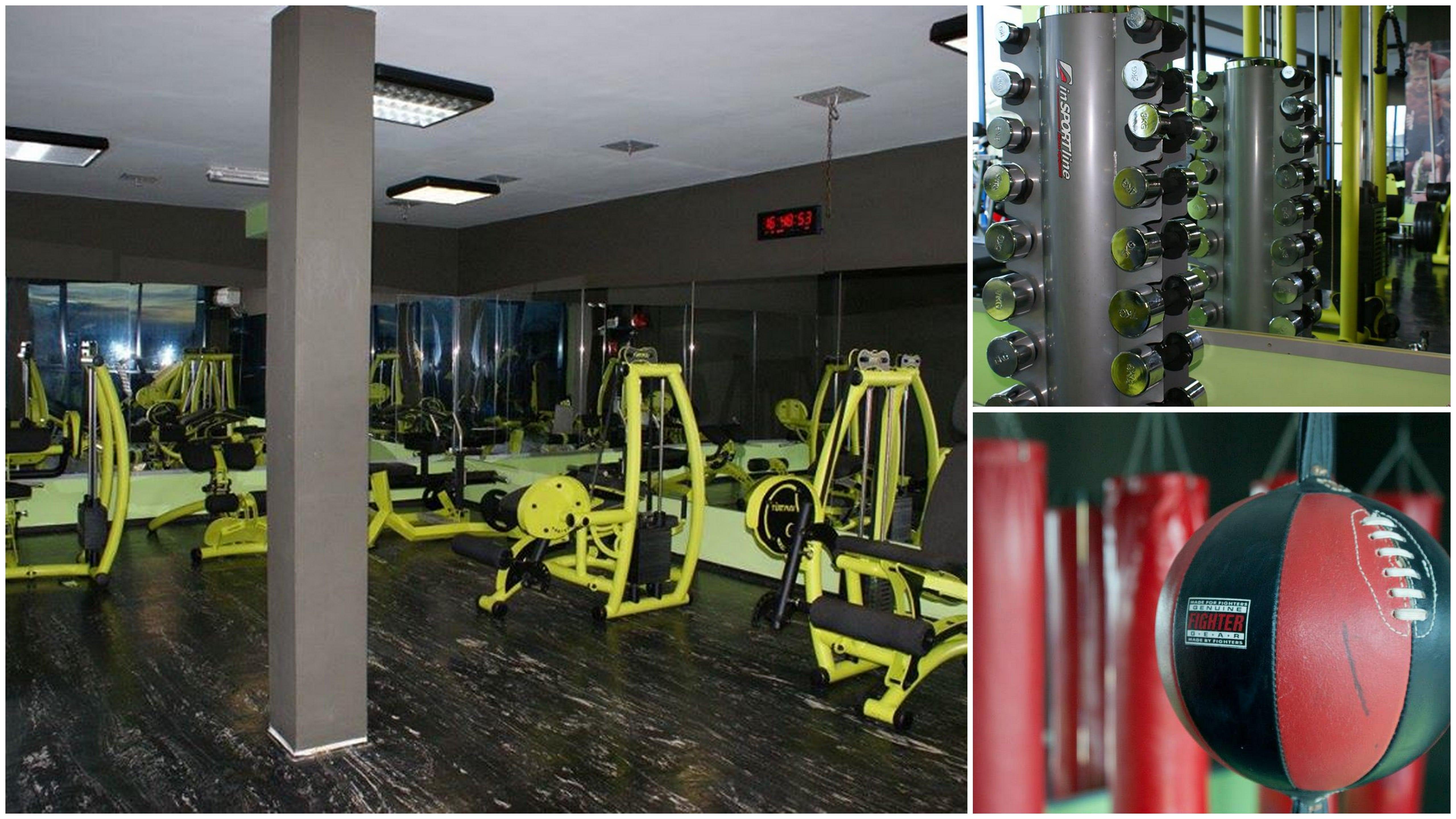 Фитнес център Power Fit, гр. Добрич