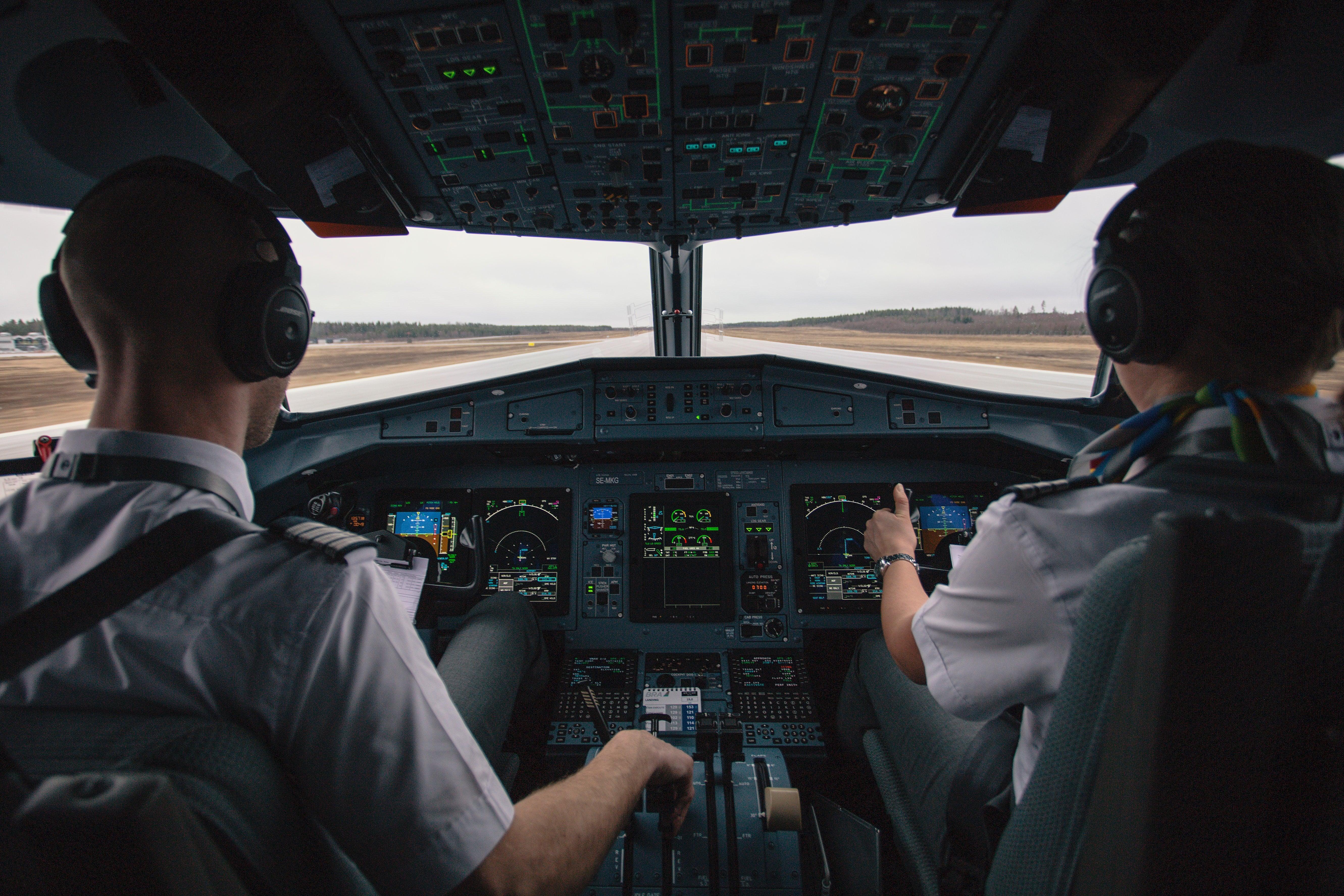 Някои пилоти могат да летят само 8 часа