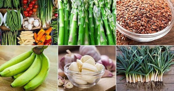 Храни с пребиотици