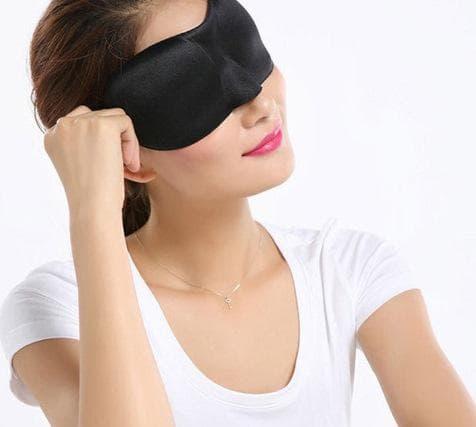 маска за очи за сън
