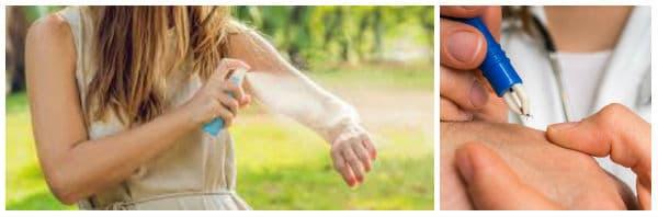 Предпазни мерки срещу лаймска болест (борелиоза): репеленти, подходящо облекло