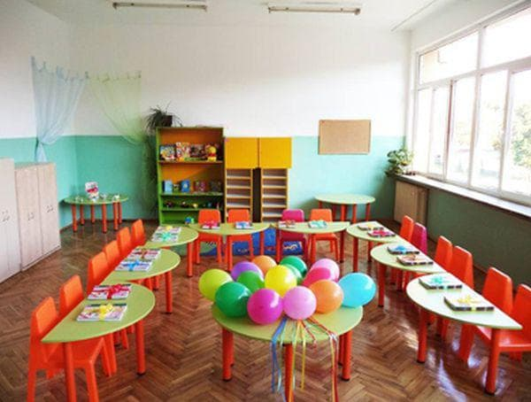 стая на предучилищна
