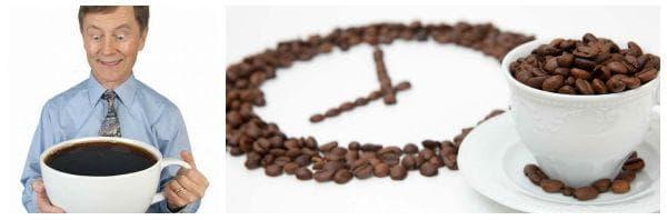 Препоръчителна дневна доза кофеин