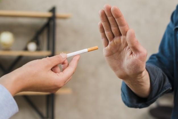 Преустановете тютюнопушенето