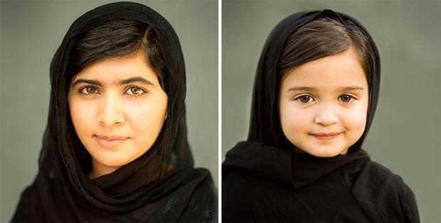 Малала и Скаут