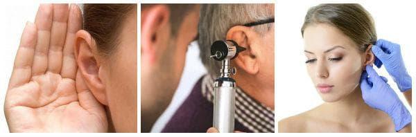 При кои заболявания е необходима хирургията на ухо (операция на ушите)?