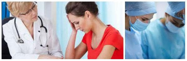При кои заболявания и състояния се извършва оофоректомия?