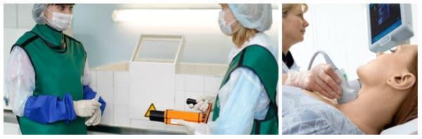 При кои заболявания се прилага лечение с радиоактивен йод?