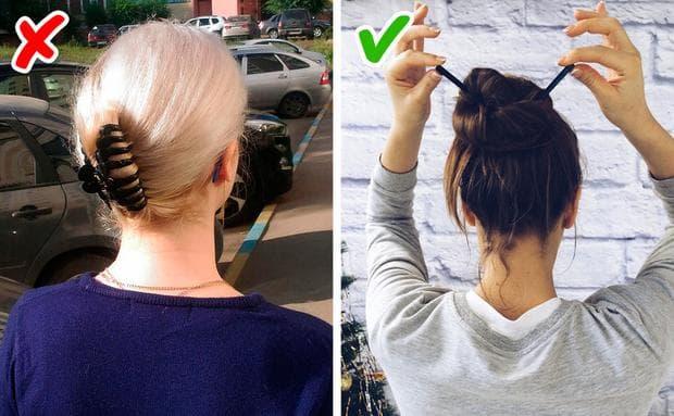 шнола за коса