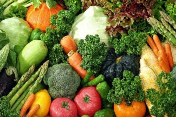 алкален режим на хранене