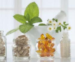 Прием на добавки, съдържащи билки