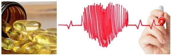 Прием на добавки за здраво сърце