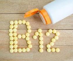 Прием на витамин В12