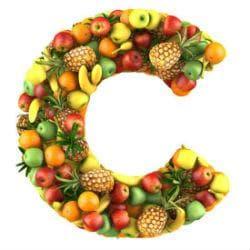 Прием на витамин С