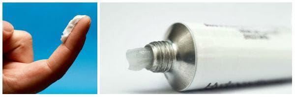 Приложение на хидрокортизон (крем, маз, гел, лосион, спрей)