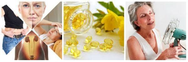 Приложение на масло от вечерна иглика при хормонален дисбаланс