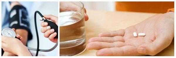 Приложение на резерпин при високо кръвно налягане