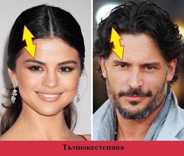 форма на косата