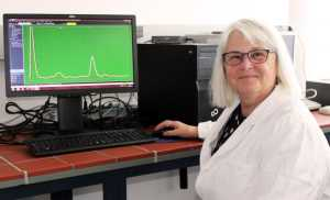 проф. Д-р Биргита Вьорл, учен, жена, компютър