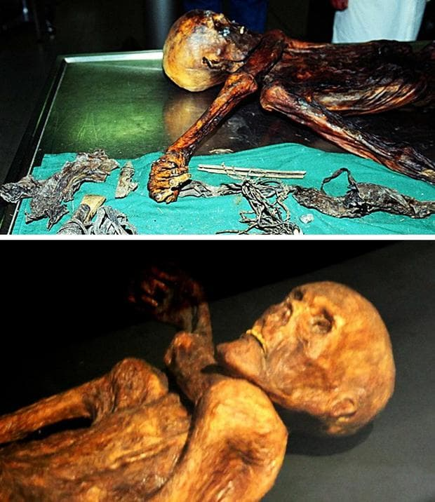 мумията