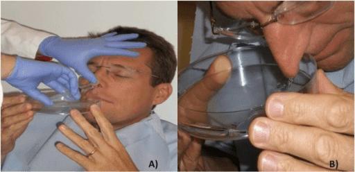 Промивна течност от носа и гърлото