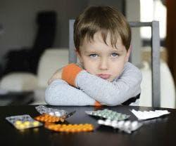 Противогрипни лекарства в детска възраст
