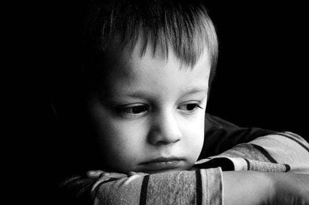 посттравматично стресово разстройство при деца
