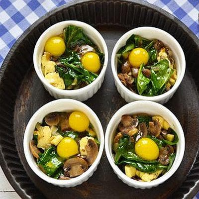 пъдпъдъчи яйца