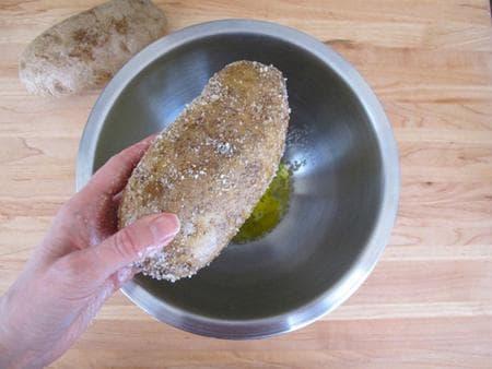 пълнени печени картофи с бешамел, броколи и чедър
