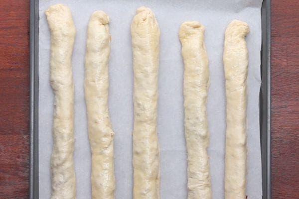 пуричките в тавичката