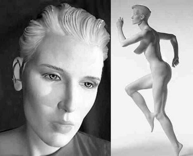 Първата секс кукла