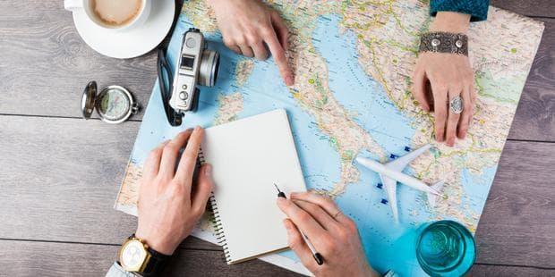 план за пътуване