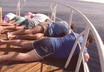 Морска болест
