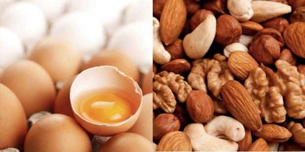 Яйца и ядки