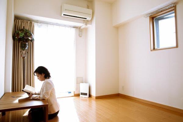 минималистичен апартамент
