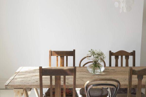 растения и декорация в минимализма