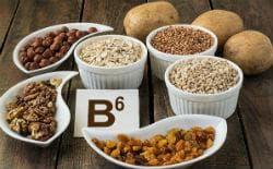 Растителни източници на витамин В6